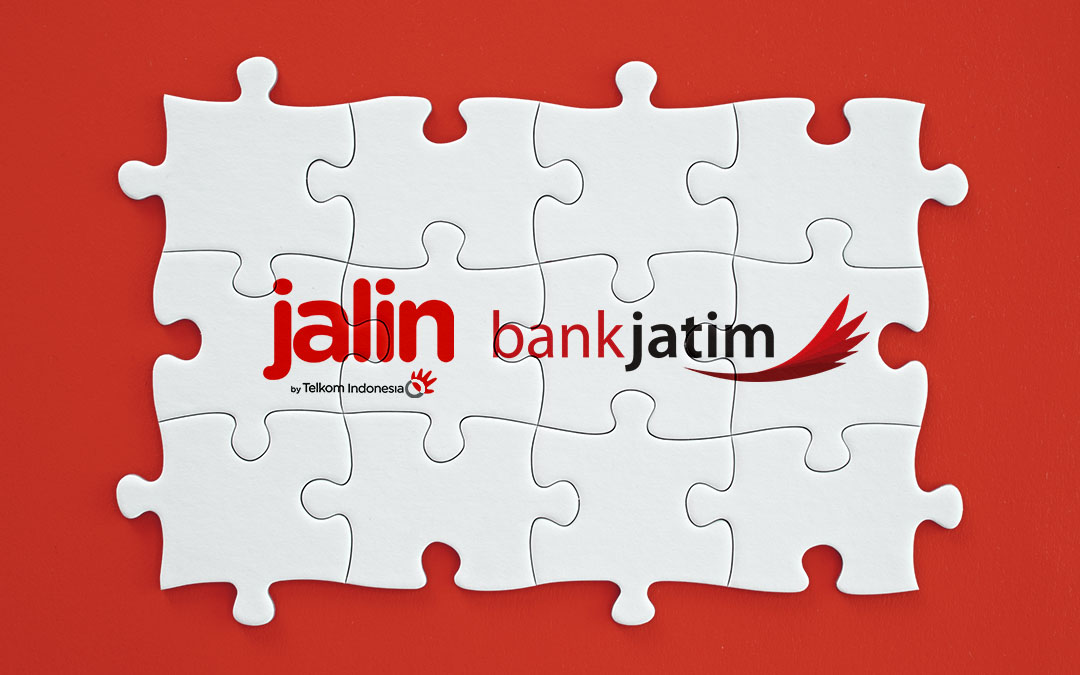 Jalin and Bank Jatim Agree on Business Cooperation in Integrated Financial Services